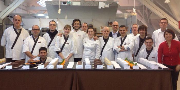 Alumnos y profesores curso Jordi Bordas