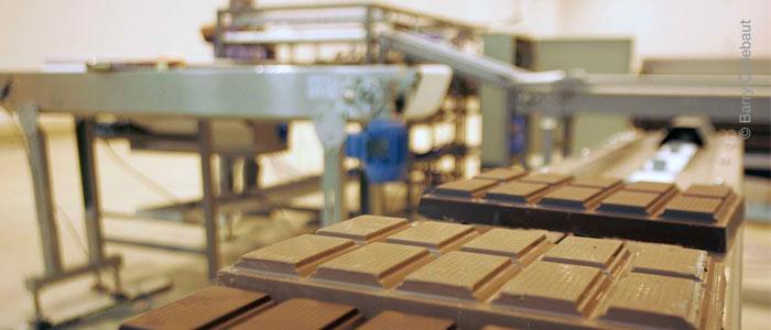 chocolate Barry callebaut