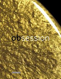 Portada de Obsession, el nuevo libro de Oriol Balaguer