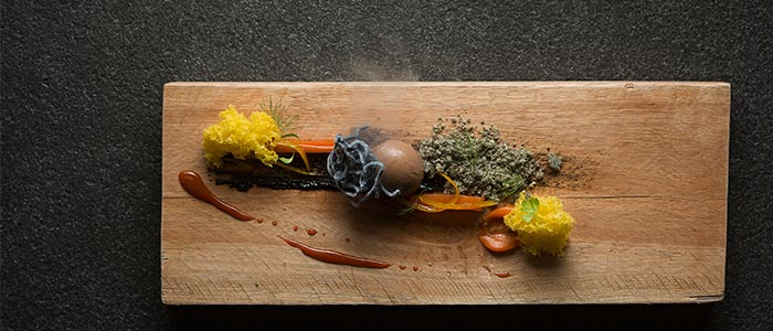 Zanahoria, se´samo y Tanzania de Andrés Lara