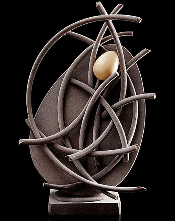 Huevo nido de Pascua de Oriol Balaguer