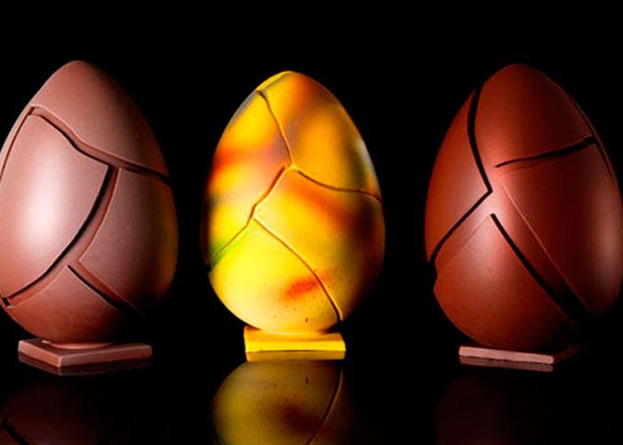 Huevos chocolate de Pascua de Oriol Balaguer