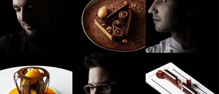 Finalistas postre chocolate Guía Lebey