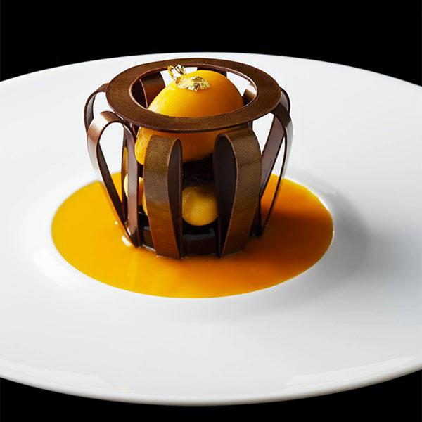 Palet chocolate y fruta de la pasión de Sendim Rémi