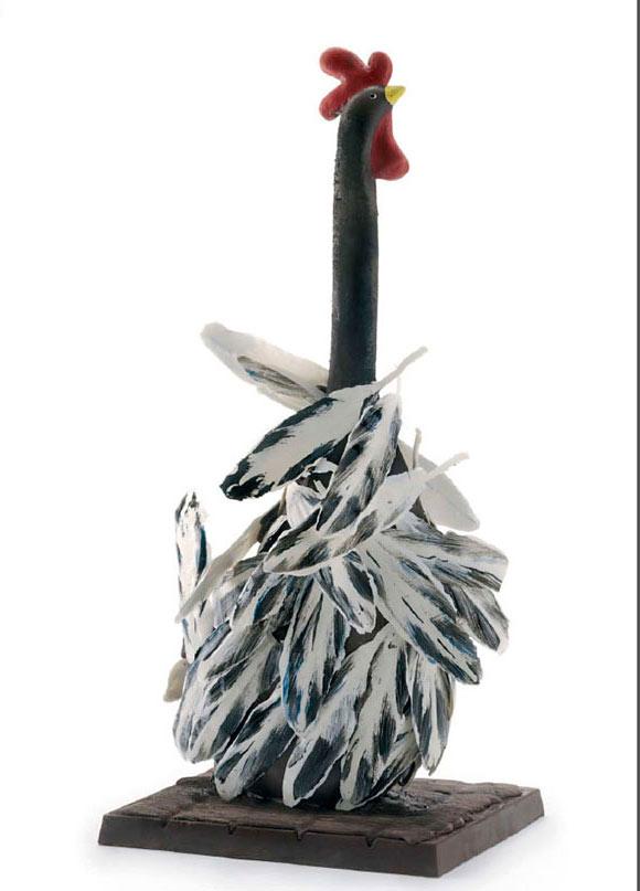 Gallo de Pascua de Patrick Roger