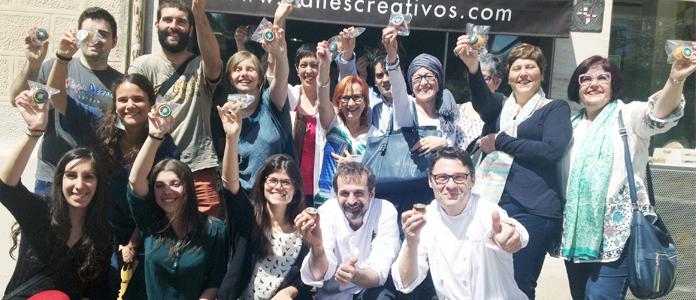 Rueda de prensa pan solidario Cáncer de Ovario