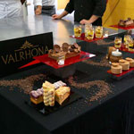 Showroom Varhona en la EPGB