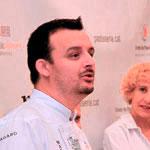 Olivier Fernández, director de la EPGB