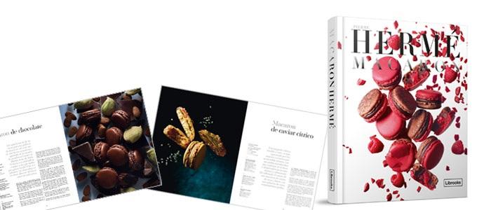 """""""Macaron"""" de Pierre Hermé, disponible en castellano en la tienda Grupo Vilbo"""