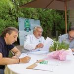 Recuento de votos del Premio Dulcypas de pasta de té