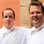 Markus Kunz y Abraham Balaguer