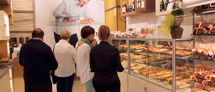 Pastelería Trenzarte Arte & Pastelería Tolosana