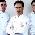 El equipo de profesores de la Chocolate Academy española