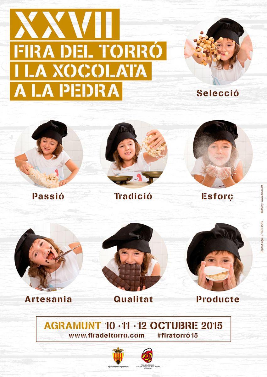 Cartel XXVII Feria Agramunt