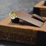 Postre chocolate de Carles Mampel