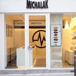 Fachada tienda Marais de Christophe Michalak