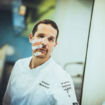 Gustaf Mabrouk en Iteppa. Pastry Chef Cross the Borders