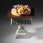Pastel floral de Antonio Bachour