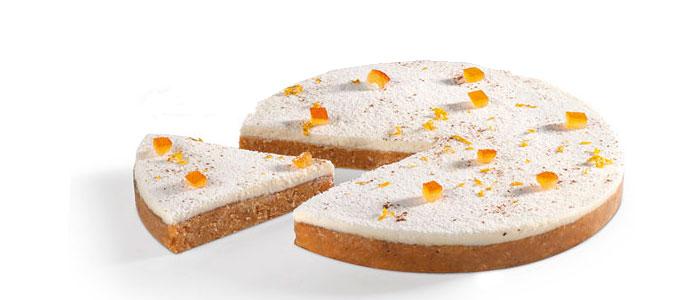 turrón carrot cake