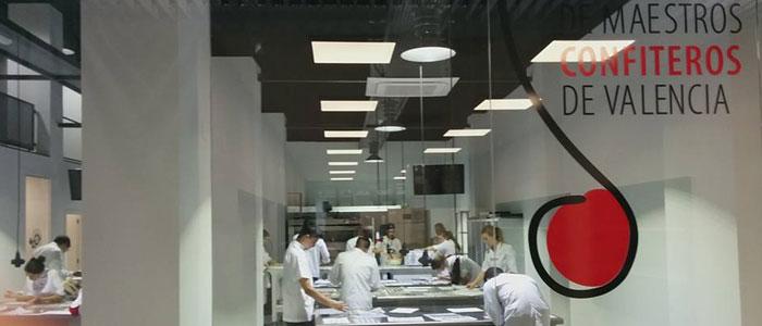 escuela pastelería Valencia