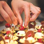 Creación pastelera en Chocoarte