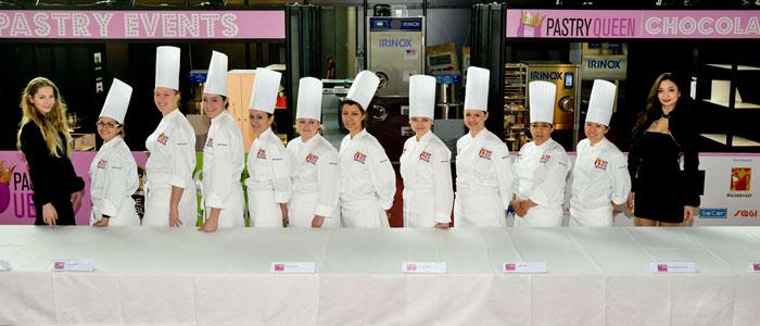 concursantes Pastry queen 2014