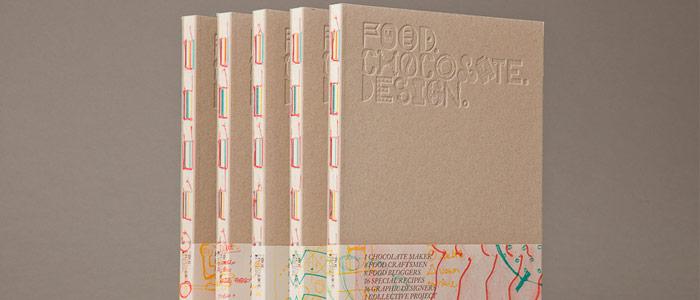 "Portada libro ""Chocolate Food Deisgn"""