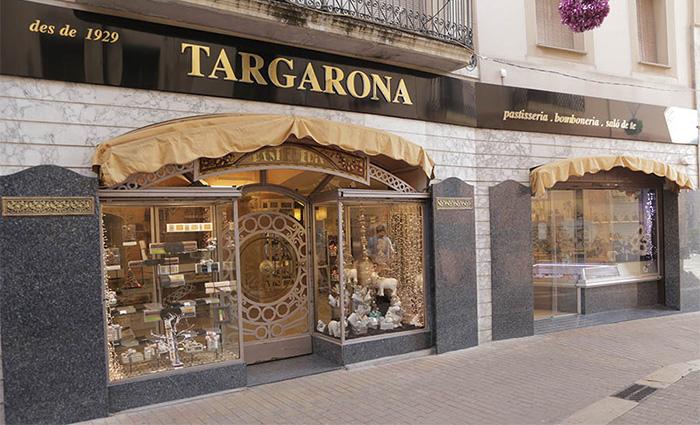 Fachada Pastisseria Targarona