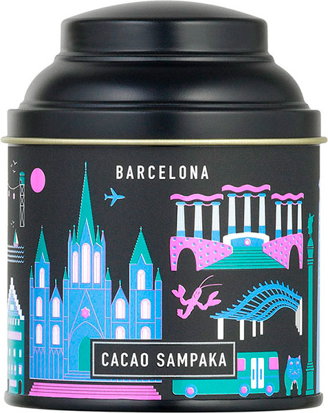 tentaciones Sampaka Barcelona