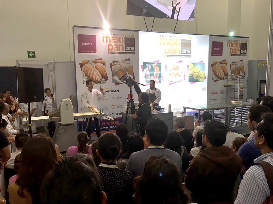 La demo sobre el mejor croissant español de Lluís Costa despertó un gran interés