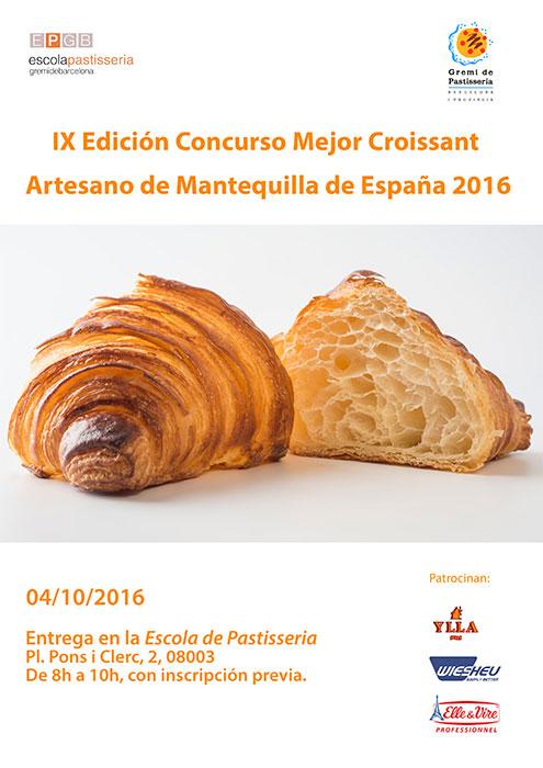 Flyer croissant 2016