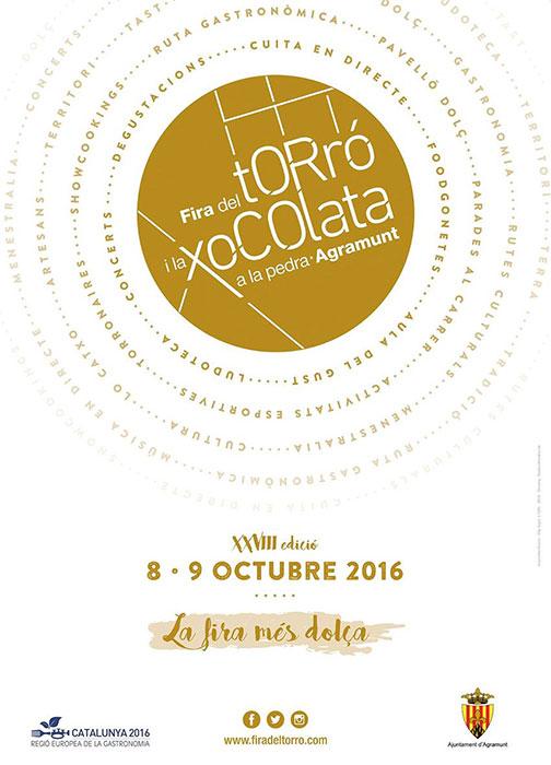 cartel fira torró 2016