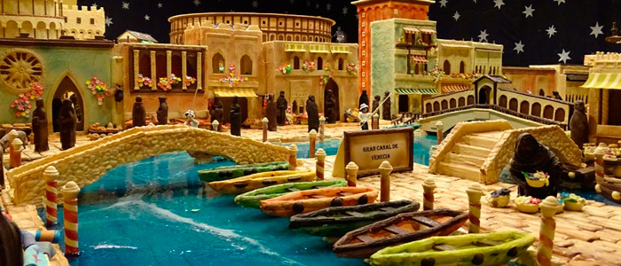 Canal Venecia en Belén Rute