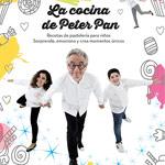 """Portada libro """"La Cocina de Peter Pan"""""""