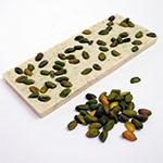 Turrón de pistachos
