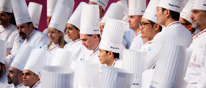 participantes 1ª edición campeonato mundial pastelería de milán