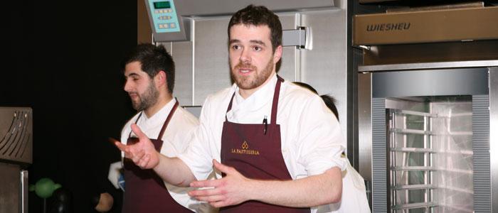 Mateu Closa, segundo de a bordo de La Pastisseria de Barcelona