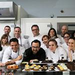 foto grupo curso Carles Mampel
