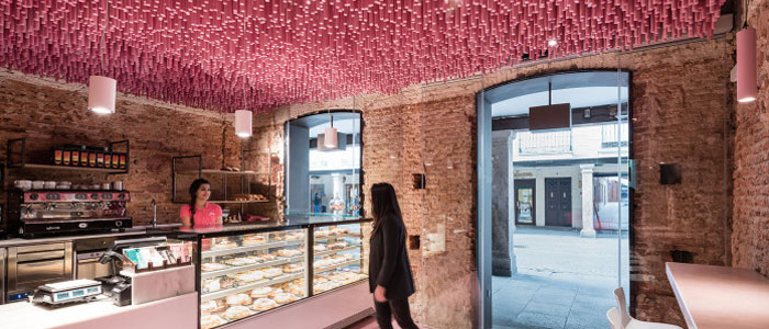 Nueva tienda Pan y Pasteles