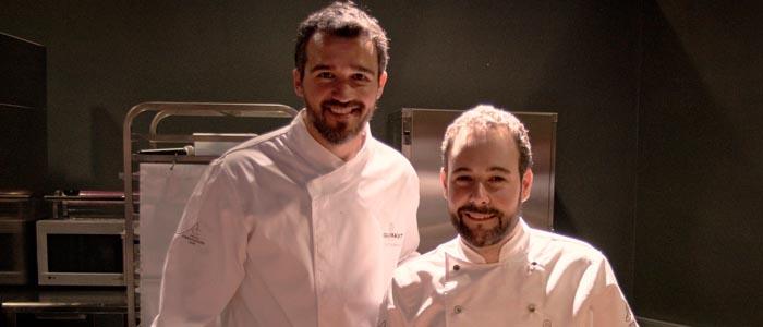 Luis Robledo y Josep Maria Ribé