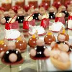 bufet dulce inauguración Gremi Mestres Sucres de Valencia