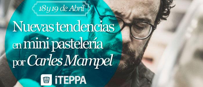 Cueso Carles Mampel en Iteppa
