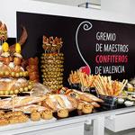 presentación bufet Gremi Mestres Sucrers de Valencia