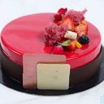 tarta frutos rojos de Antonio Bachour