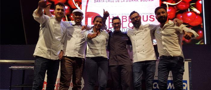 chefs invitados 2ª edición Habemus Dulcis