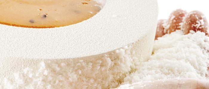Tarta Tropical de coco y mango de Jordi Bordas