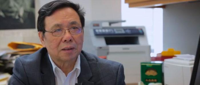 Rongjia Tao, autor del estudio