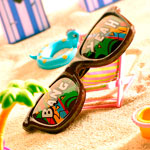 Gafas playa de Sébastien Bouillet