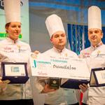 Campeonato Mundial de Pastelería Junior Sigep. Francia