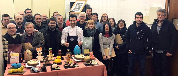 curso pascua Lluís Costa en Lleida